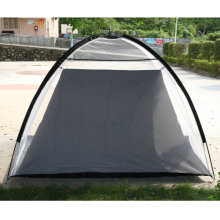 Outdoor Waterproof Folding Golf Training Target Practice Net Camping Tent Black