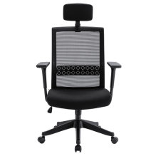 Free Shipping Ergonomic Office Chair Adjustable Headrest Mesh Office Chair Office Desk Chair Computer Task Chair