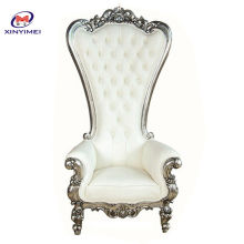 Cheap price event party furniture king throne single sofa chair for sale