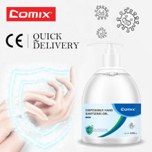Comix L902 Hand Sanitizer Instant Gel  480ml