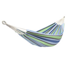 200*150cm Portable Polyester & Cotton Hammock