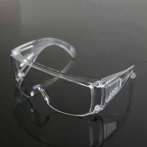 safety anti-fog 666 glass frame