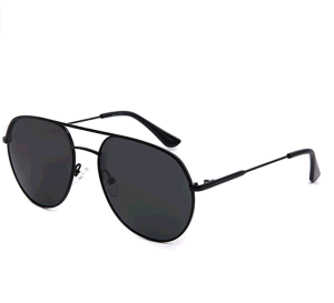 Free local delivery Classic Polarized Aviator Sunglasses UV Mirror Lens Metal Retro Color  Driving outdoors on the beach