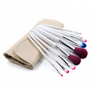 Free local delivery Makeup Brushes 9 PCs Makeup Brush Set Premium Synthetic Foundation Brush Blending Face Powder Blush Concealers Eye Shadows Make Up Brushes Kit