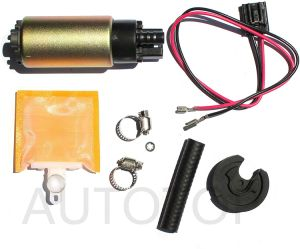 High Performance Universal Electric Intank Fuel Pump with Installation Kit For Multiple Models E8202