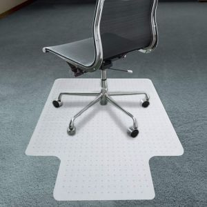 Home Office Chair Mat for Carpet Floor Protection Under Executive Computer Desk