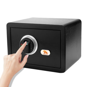 TIGERKING Biometric Safe Fingerprint Safe Agile Fingerprint Recognition System,Convenient and Rapid Opening, Great for Home, Hotel, Office, Say Goodbye to Complicated Numerical Passcodes