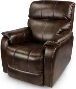 Recliner Chair Sofa,  Manual Control, Single Recliner Sofa Ergonomic Lounge Chair for Living Room/Home Theater XH