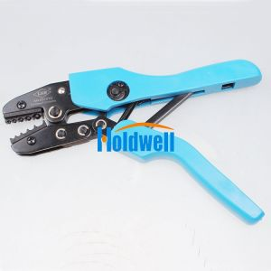 Holdwell Ratcheting Crimper Tool For Non-insulated Terminals Cable Lugs Crimping Plier