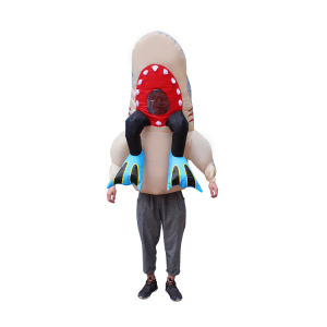 Fancy Adult Inflatable Clothing Halloween Costume Fantasy Costume Riding Costume