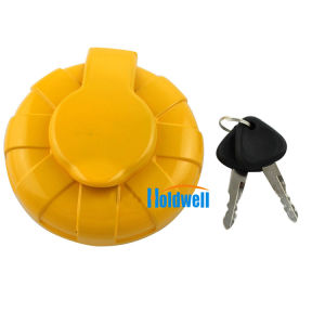 Holdwell New Volvo Excavator Locking Fuel Cap 14528922 for EW160B EC290B EC210C #Q1221 ZX