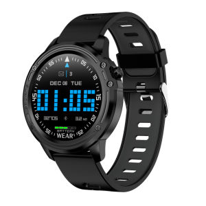 CYBORIS IP68 New Sports Smart Watch Women Men Smartwatch For Android IOS Electronics Smart Clock Fitness Tracker Multi Sports Monitoring