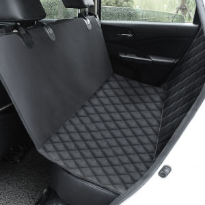 Waterproof Pet Dog Seat Hammock Cover Car Truck Back Rear Protector Mat Blanket