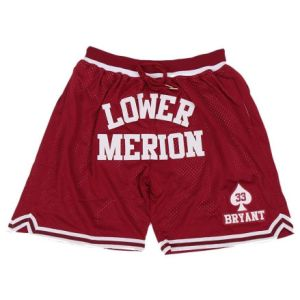 Lower Merion team Bryant 33 Shorts high shool short ,movie short