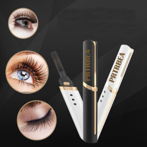 PRTRBEA Women's Electric Eyelashes Curler Portable Eye lashs Tool for Eye Makeup