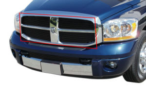 SCC Billet Grille Insert for 2006-2008 Dodge Ram 1500/2009 Ram 2500/3500