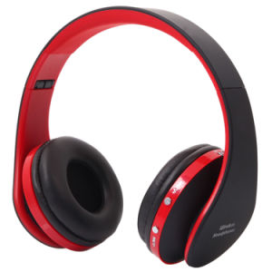 NX-8252 Hot Foldable Wireless Stereo Sports Bluetooth Headphone Headset with Mic for iPhone/iPad/PC