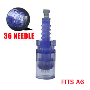 10 pieces Cartridges Replacement Tips Need1es For Dr. Pen A6 Ultima Electric Derma Pen Stamp Auto MicroNeed1e Roller
