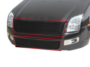 SCC Billet Grille Insert for 2006-2009 Ford Fusion
