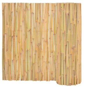 "Bamboo Fence 118.1""x39.4"""