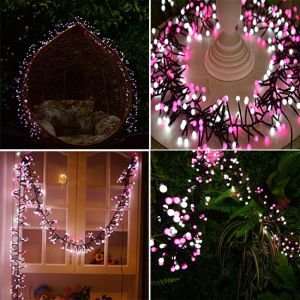 Free shipping Unique Waterproof Outdoor String Lights