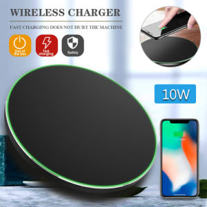 Fast Wireless Charger 10W Ultra strong Pad Mat
