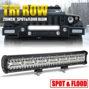 Colight Led Light Bar 3-Row Combo Beam Spot Flood Off-road Led Bar Driving Fog Lamp Led Work Lights for ATV UTV SUV 4x4