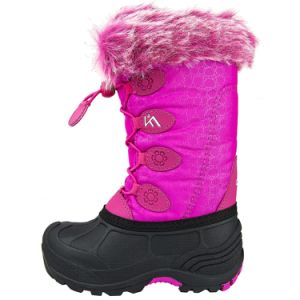 Kids Winter Snow Boots Waterproof and Insulated for Girls Boys toddler