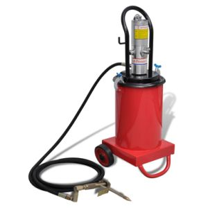 Pneumatic Grease Injector 3 Gallon