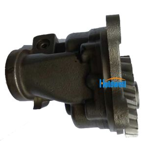 Holdwell Oil Pump 6150-51-1004 for Komatsu 6D125 Engine D50P-18 D65A-8 Excavator