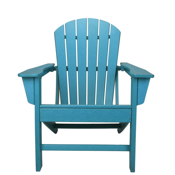 dropship HDPE Resin Wood Adirondack Chair