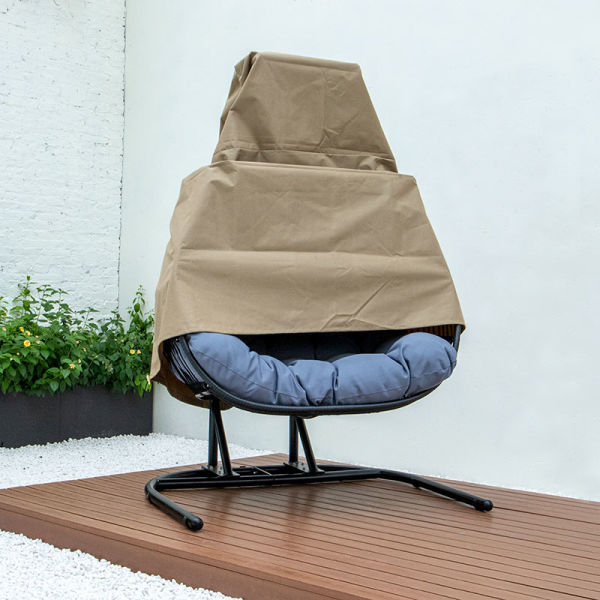 dropship WINTER COVER FOR DOUBLE SEAT SWING CHAIR