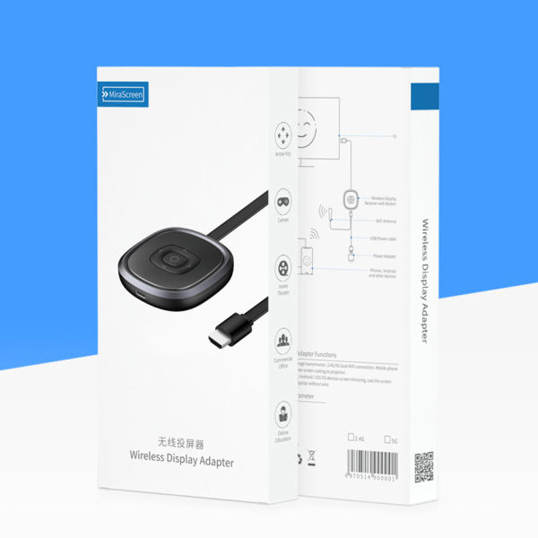 dropship Mirascreen G22 HDMI receiver dongle Wireless 2.4G/5G anycast miracast Dongle Miracast Airplay Dlna Mirroring To HDTV 5G TV Stick