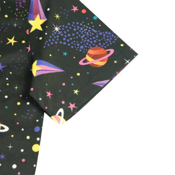 dropship Men Stardust 3D Print Ultra High quality Shirt Funny Graphic Short Sleeve Hawaiian Shirts