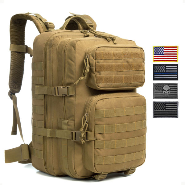 dropship J.CARP Military Tactical Backpack Large 3 Day Assault Pack Army Molle Bug Out Bag Backpacks