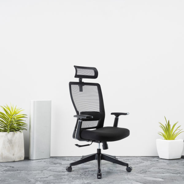 dropship Qwork High Back Office Luxury Ergonomic Executive Chair