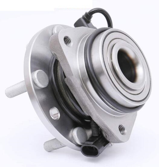dropship 513124 Front Wheel Bearing Hub Assembly For 97-05 Chevy Blazer 4WD, 97-04 Chevy S10 4WD, 97-05 GMC Jimmy 4WD, 97-04 GMC Sonoma 4WD, 98-00 Isuzu Hombre 4WD, 97-01 Oldsmobile Bravada