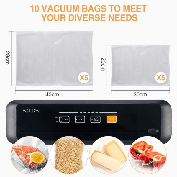 dropship KOIOS Vacuum Sealer Machine