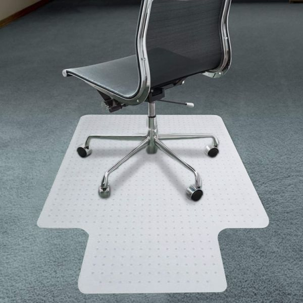 dropship Home Office Chair Mat for Carpet Floor Protection Under Executive Computer Desk