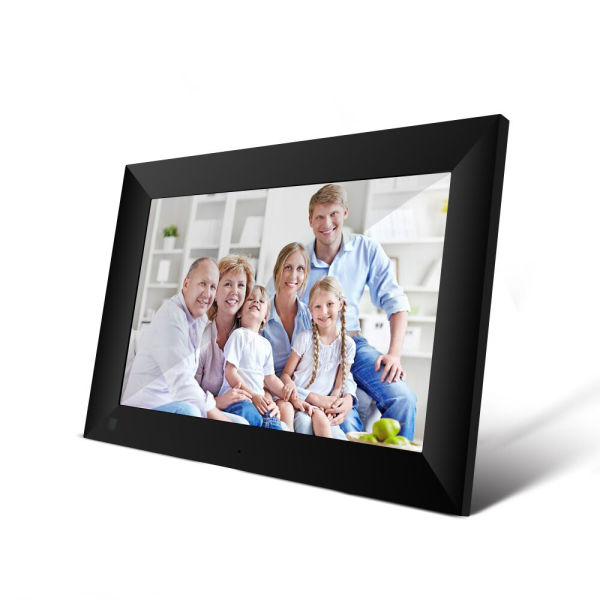 dropship 10 inch WiFi Digital Picture Frame, Share Photos from Anywhere, Touch Screen Display