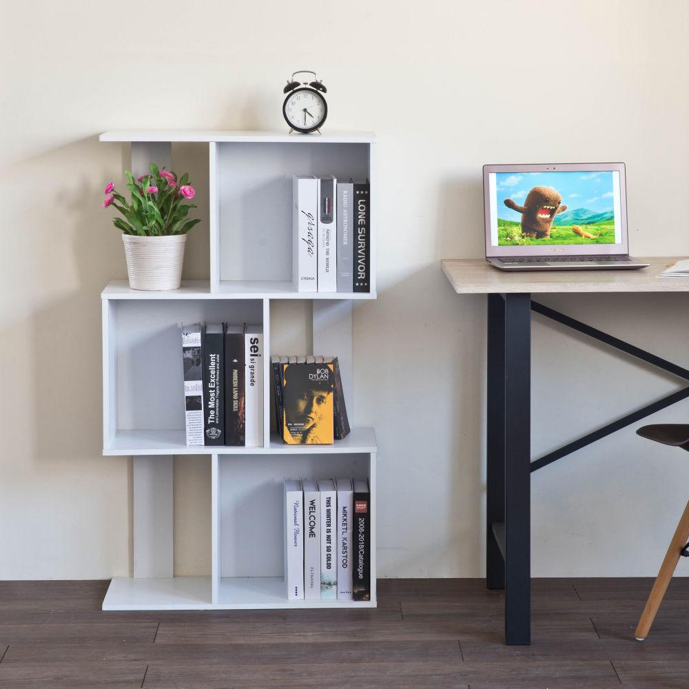 DIY 3-Tier Storage Shelf-White