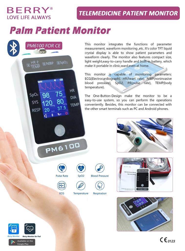 Shop for Best Hospital Heart Rate Multi-Parameter Patient