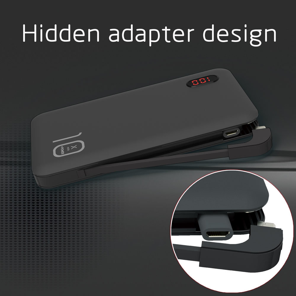 shop for power bank 10000mah small portable charger with