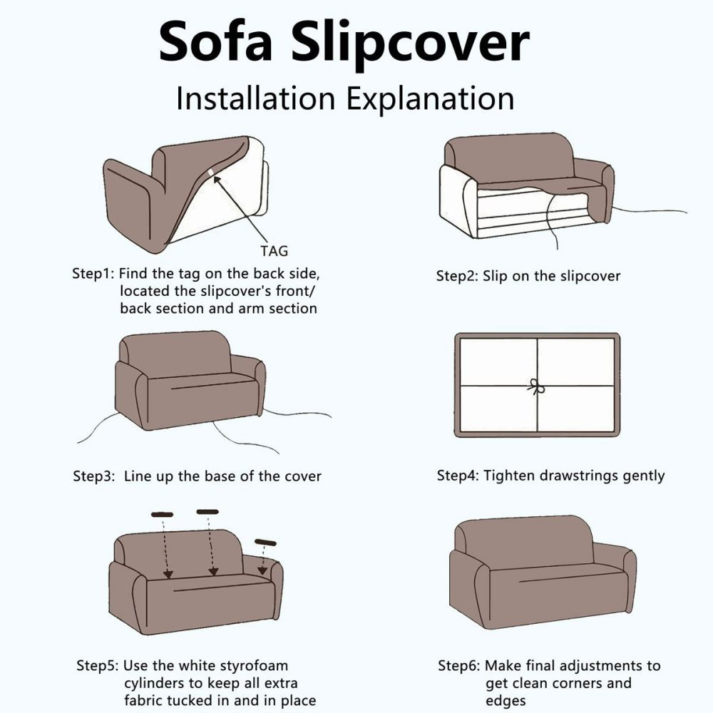 Cool Shop For Saxtx Stretch Couch Slipcover Waterproof Non Slip Caraccident5 Cool Chair Designs And Ideas Caraccident5Info