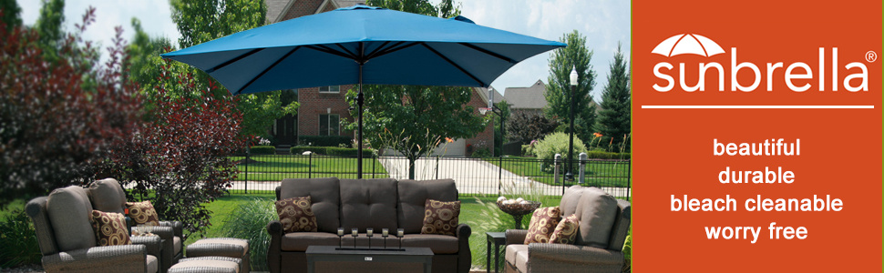 3f20c3d183a5 Shop for Sundale Outdoor 8.2ft Square Sunbrella® Fabric Offset ...