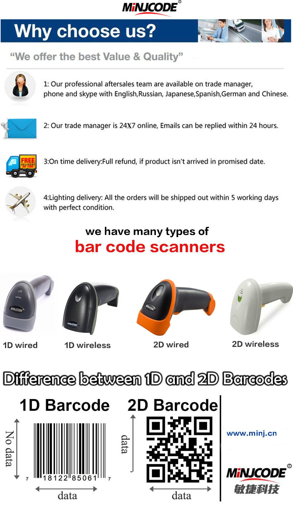 1d Barcode 2d