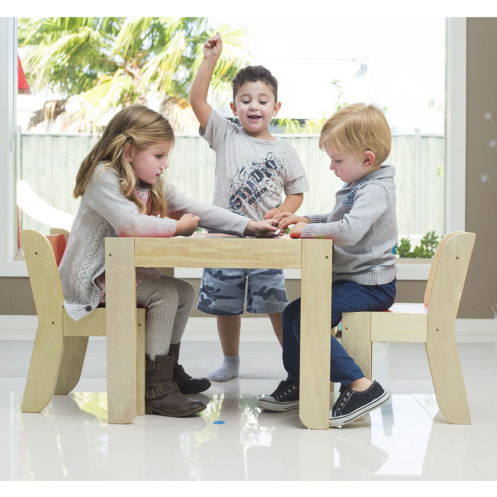 Children To Be Able Fit Their Legs Under The Table And It Also Ensures That Is Low Enough For Comfortably Rest Elbows