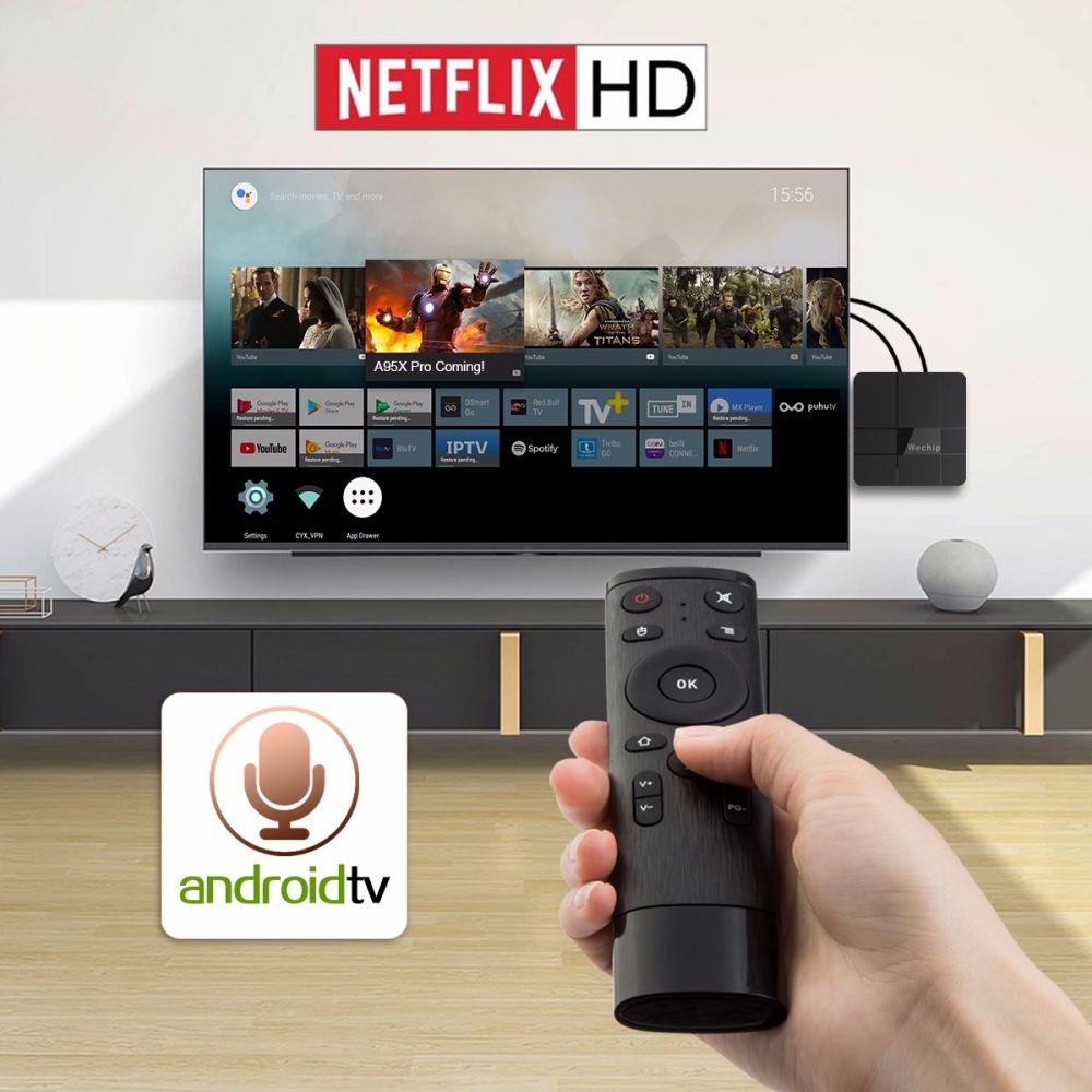 Shop for 2018 Newest and Cheap Android TV OS V8 Plus TV Box