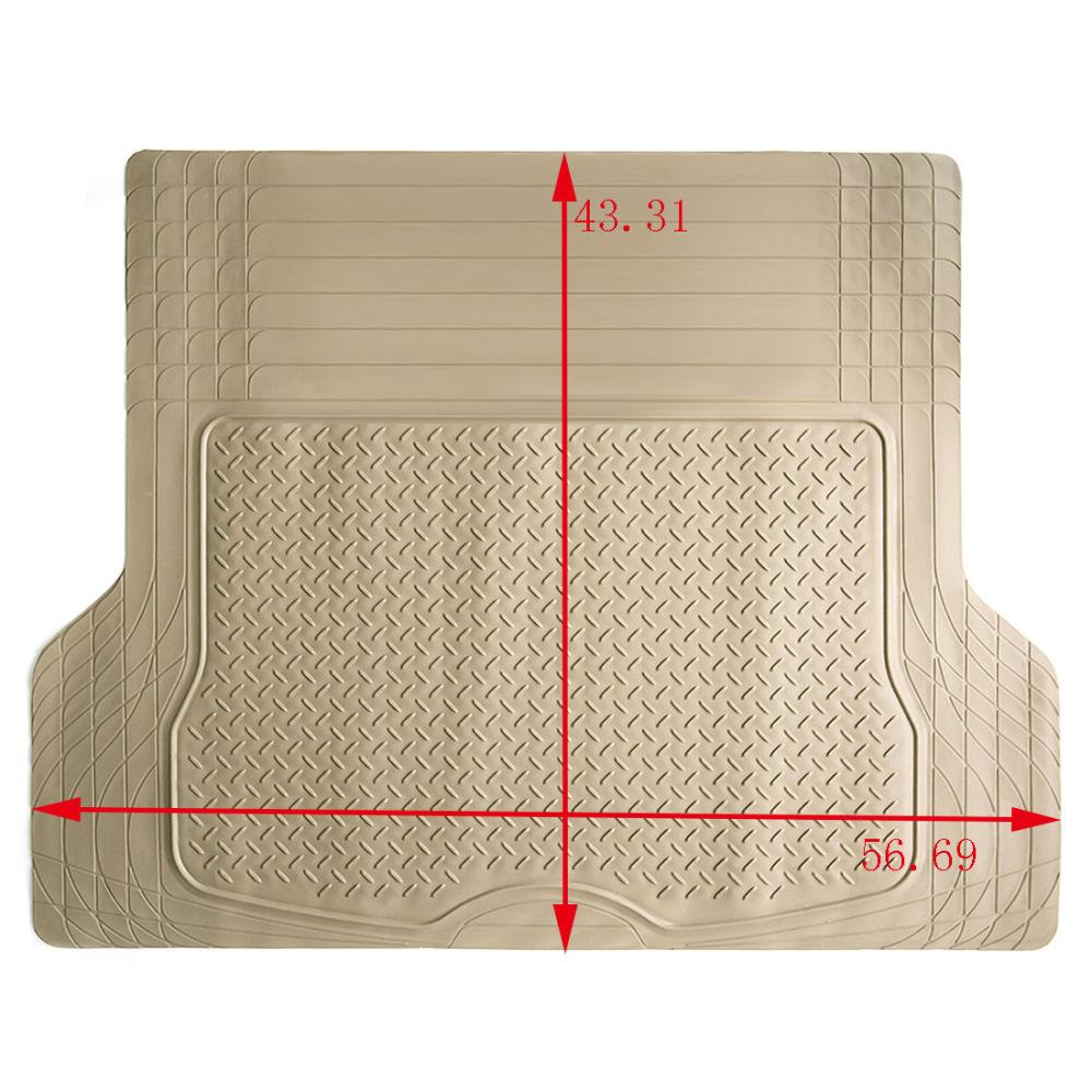 Shop For Heavy Duty Hd Rubber Cargo Liner Floor Mat