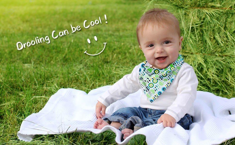 Shop For Labebe Baby Bandanna Bibs Drool Bury Bibs Unisex 10 Pack
